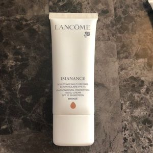 Lancôme Imanance Tinted Cream BRONZE 1.7 oz New!